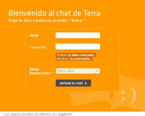 Terra Chat Clásico Original